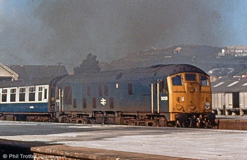 5065 (24065) at Aberystwyth.
