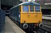 86228 'Vulcan Heritage' at Birmingham New Street.