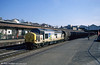 37902 is seen at Newport in April 1997.