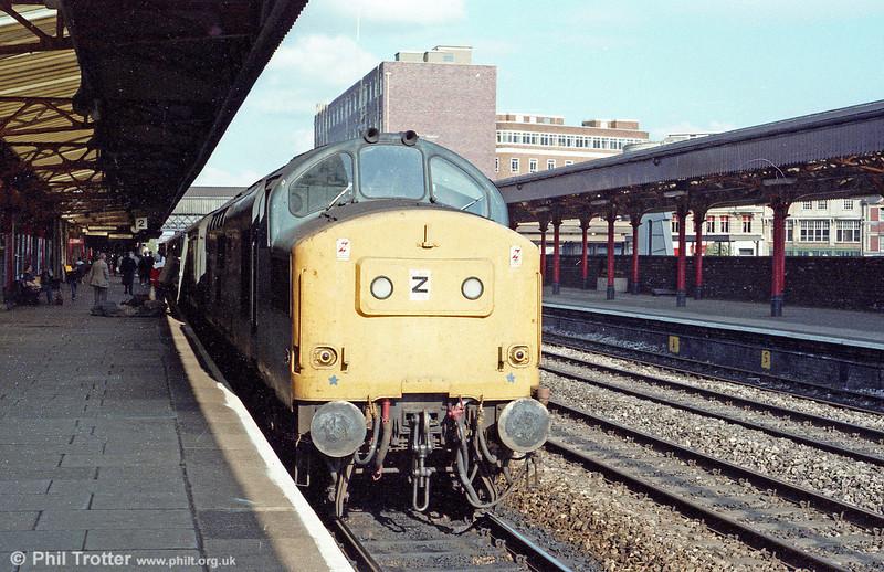 37267 calls at Newport during 1984.
