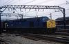 40004 at Crewe, c1979.