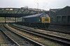 45117 at Bristol Temple Meads on 19th April 1991.