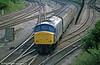 Peak 'n' parcels: Gaer Junction, Newport, July 1985.