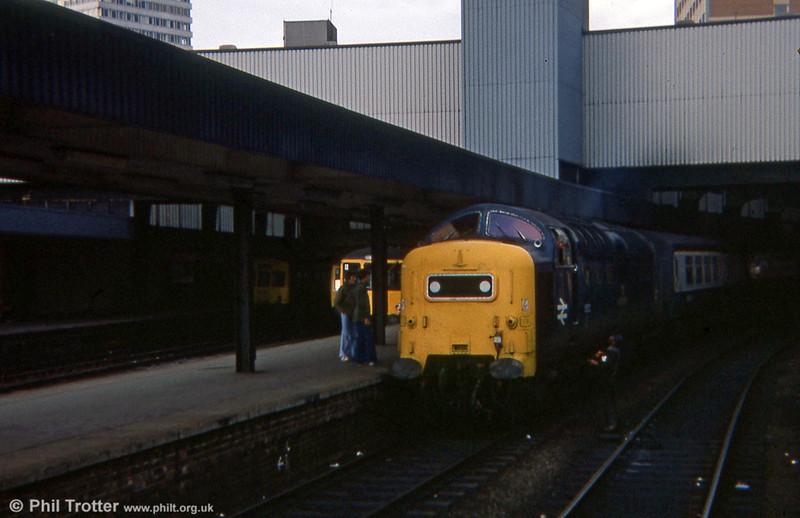 55022 'Royal Scots Grey' at Leeds in 1978.