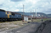 Class 56s at the ore terminal at Port Talbot during 1981.