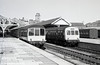 Aberystwyth. The class 103 must have been withdrawn shortly after this photograph was taken; all had gone by 1983.