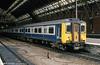 317306 at St. Pancras during May 1985.