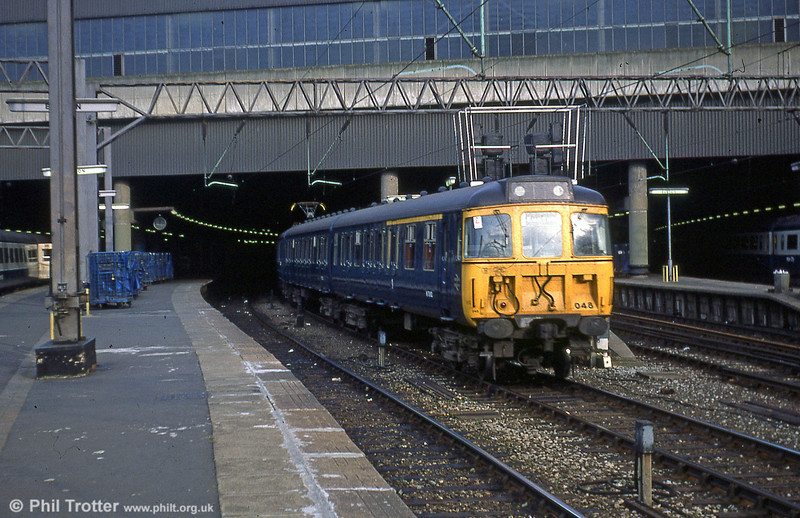 310048 at London Euston on 18th July 1979.