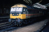 47560 'Tamar' at Bristol Temple Meads in September 1988.