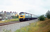 47491 heads away from Swansea at Llansamlet on 12th August 1980.