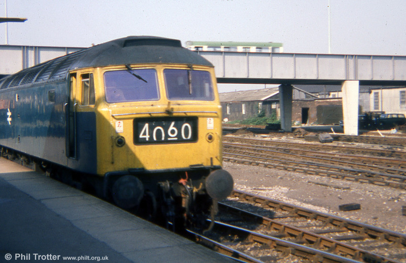 47068 at Eastleigh on 29th August 1975.