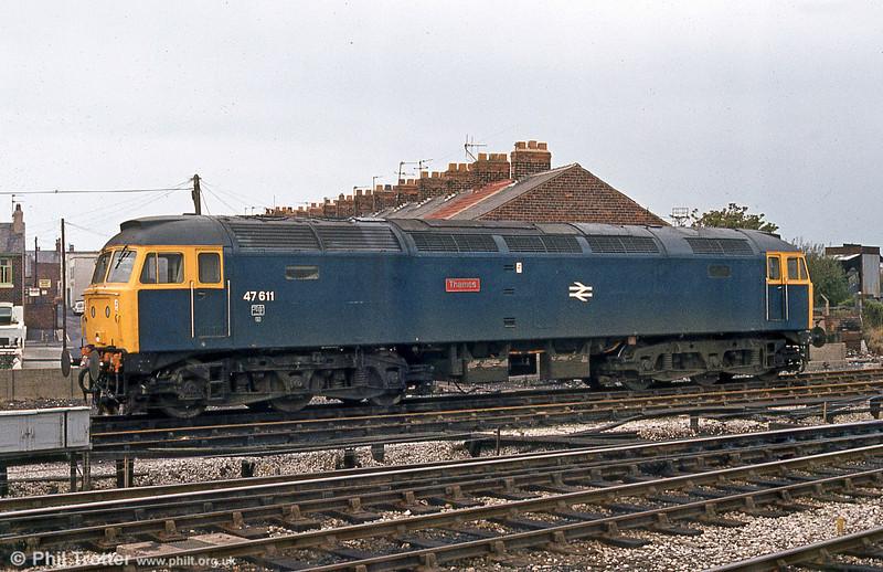 47611 'Thames' in October 1984.