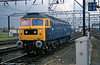 47511 'Thames' at Crewe during 1979.
