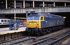 47503 at Birmingham New Street on 29th March 1980.