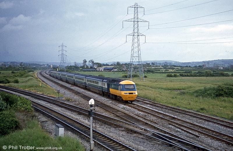 253004 at Llandeilo Junction.