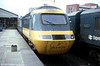 Set 253025 at Swansea on 30th July 1979.