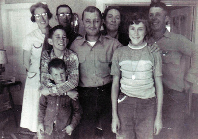 Bramwell, Ernest Jim: 7th born to Jake & Hattie Bramwell