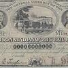 309/600 reprints of five dollar bill.