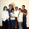 Cousins:  Carla, Darren, Charolette, Ron, Marvel, Travis.  SLC 1980s.