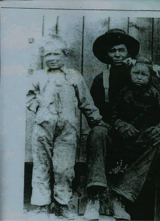 Bramwell-Montroy, Margaret Bell: 4th born to Jake & Hattie Bramwell