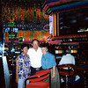 Charlotte and Ron Turner, cousins, and Marvel at the Peppermill -Reno.