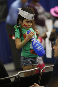 The Madison Kids Expo at the Alliant Energy Center in Madison, Wis., Saturday, March 17, 2012.   Photo by Amber Arnold