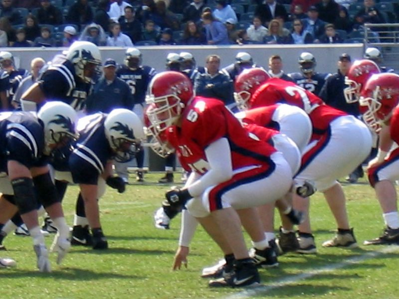 First face off in Phili <br /> March 20, 2004