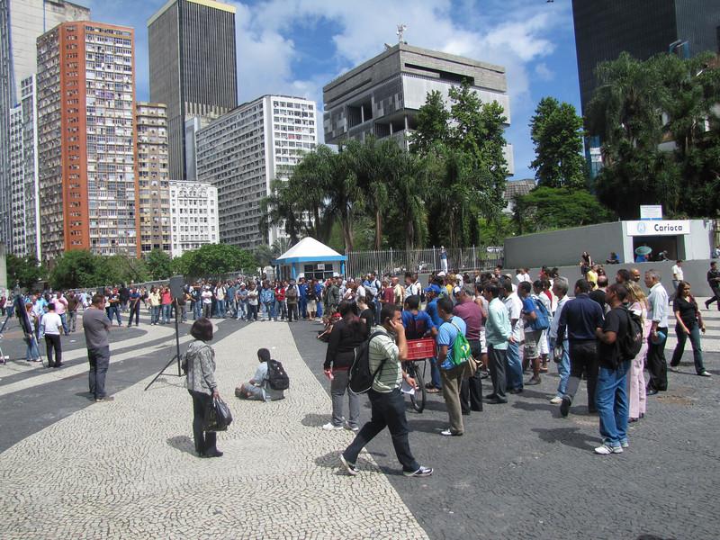 Open air in Rio de Janeiro-RJ