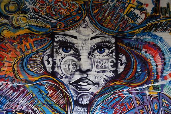 Brazil Street Art/Graffiti