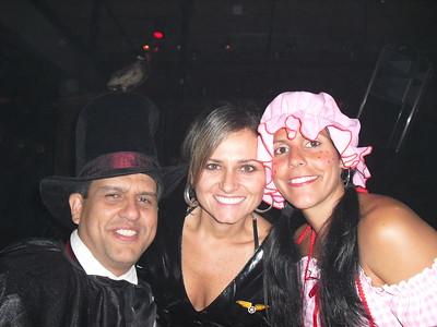 BRAZILIAN HALLOWEEN BALL SATURDAY OCT 31, 2009