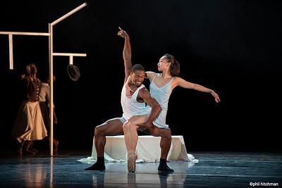 Black Ballet - The Suit