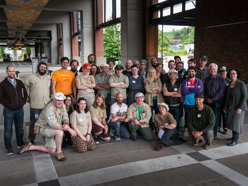 June 17 Training Participants