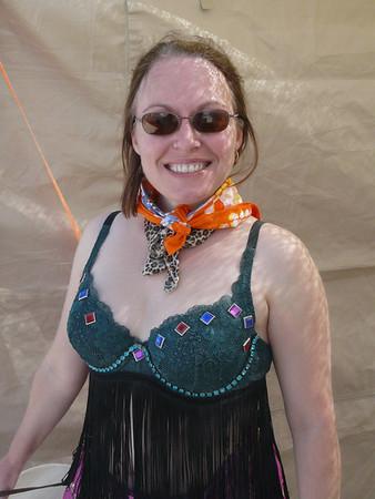 Rangers At Burning Man 2011