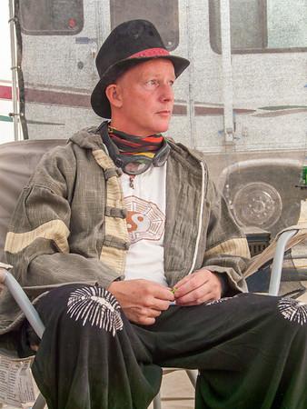 Rangers At Burning Man 2013