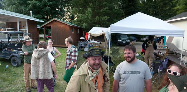 Rangers At Critical Northwest 2012