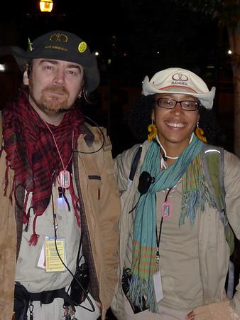 Rangers At SeaCompression 2012