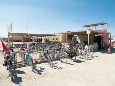 Rangers at Burning Man 2014