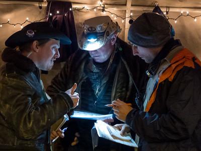 Rangers at Seacompression 2015