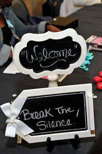 TRANSFORMING LIVES COMMUNITY CHRUCH PRESENTS BREAK THE SILENCE SYMPOSIUM HELD AT THE HAWTHORNE COMMUNITY CENTER ON APRIL 23, 2016 PHOTOS BY VALERIE GOODLOE