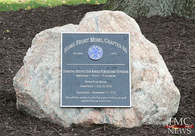 HOME FRONT MOMS DEDICATION AT ELY SQUARE