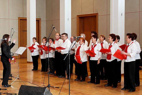 Chorale Yannicks, Mairie de Brest