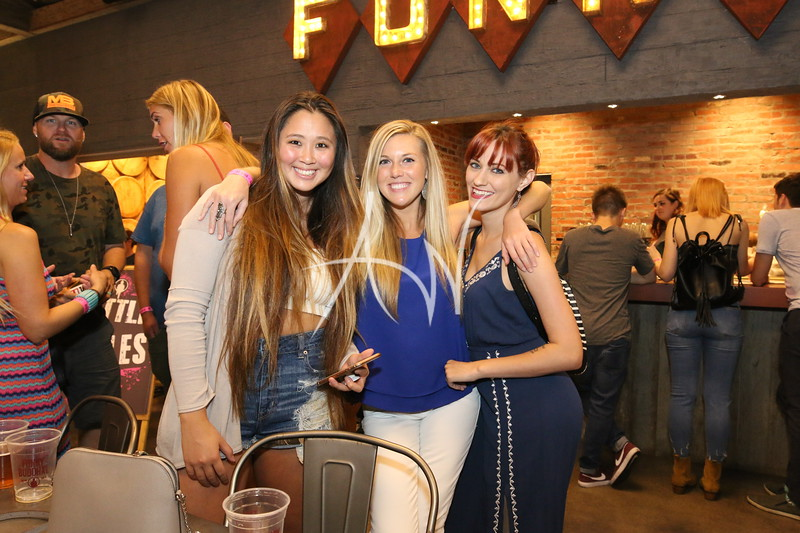 Funky Buddha 5-Year Anniversary Photos