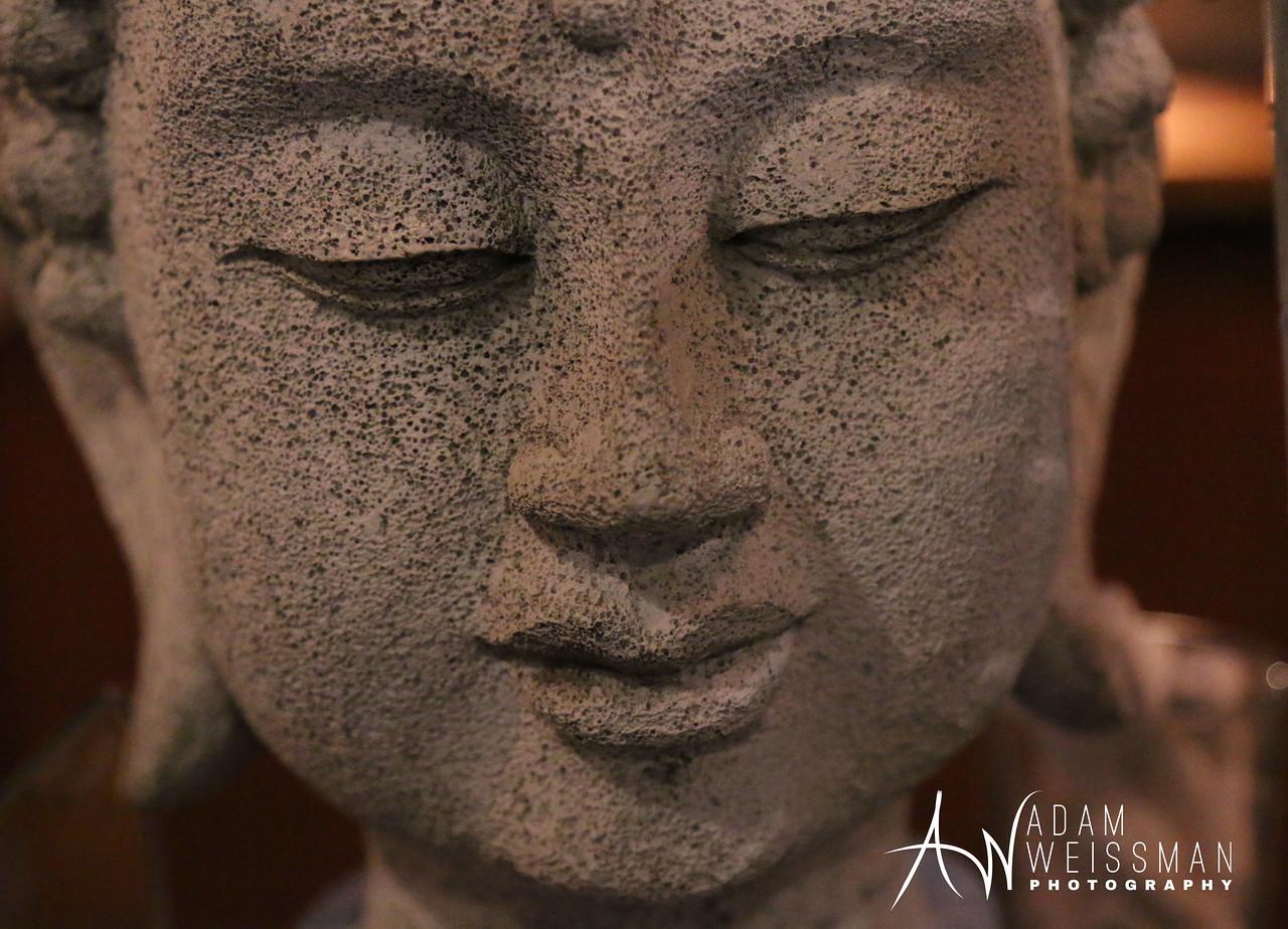 Funky Buddha in Stone