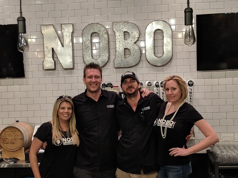 NOBO 1-Year Anniversary