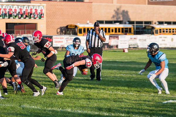 BRHS Football VS West Jordan-791