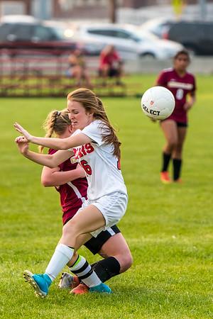 BRHS Girls Soccer VS Logan 1269