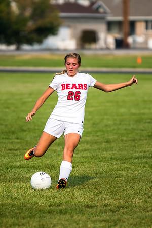 BRHS Girls Soccer VS Logan 564