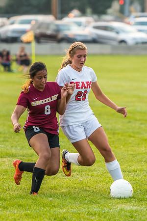 BRHS Girls Soccer VS Logan 1168