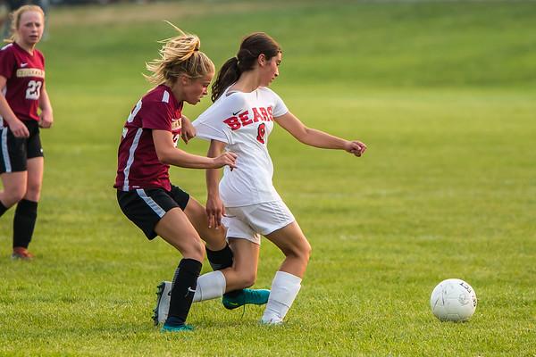 BRHS Girls Soccer VS Logan 1058