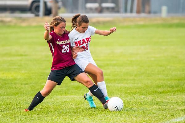 BRHS Girls Soccer VS Logan 1275